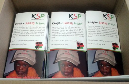 DL 6pp Leaflets available at PEP