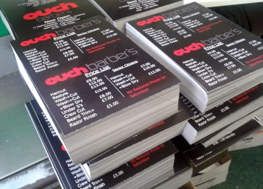 Cheap flyers available at PEP the Printers