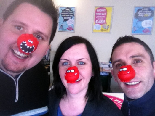 Ready for Comic Relief!