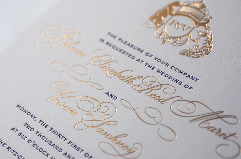 Top wedding stationery trends of 2016 PEP the Printers Blog